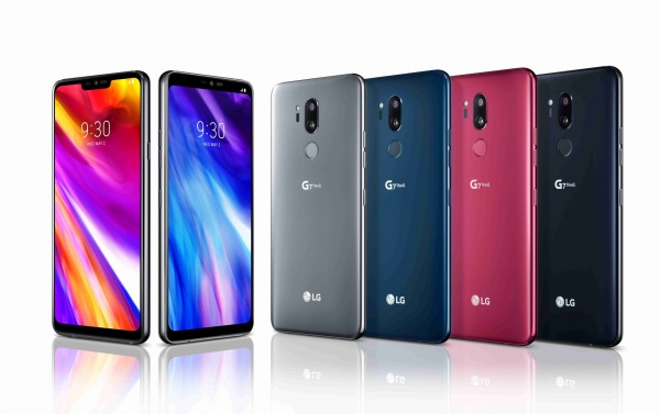 El LG G7 ThinQ ya está disponible en argentina